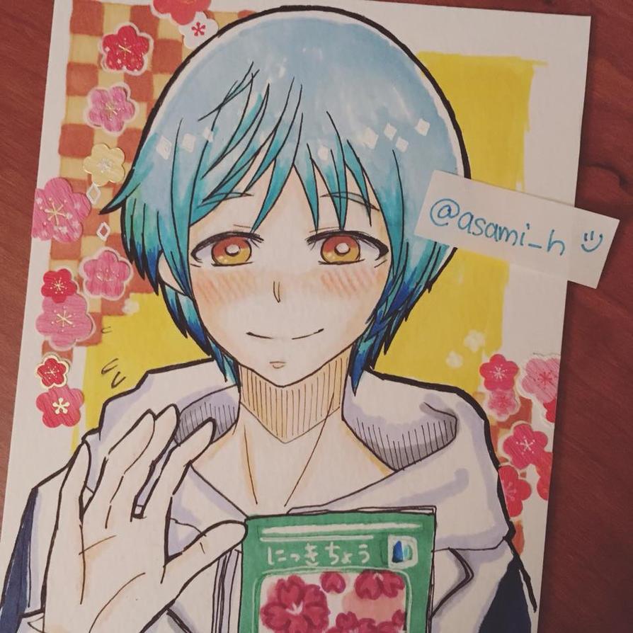 Ichi ni by asami-h