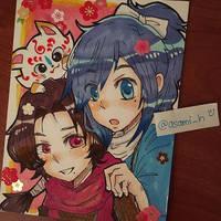 Anmitsu by asami-h