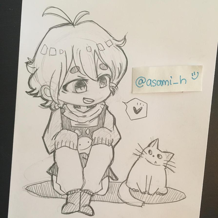 Art request_duiu by asami-h