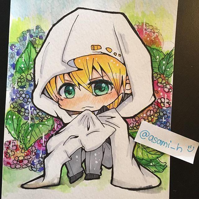 Manba chan by asami-h