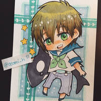 Mako chan by asami-h