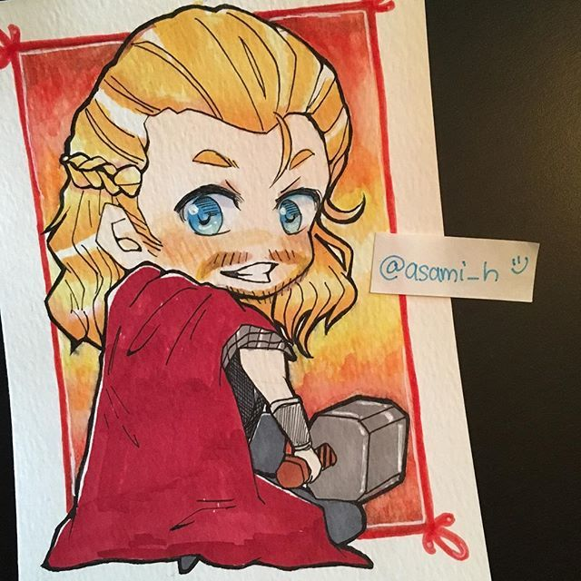 THOR by asami-h