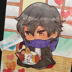 Valentine by asami-h