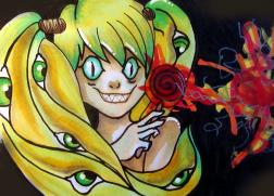 evil Lolli by Rettungsratte