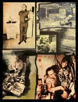 Bukowski by klemenjero