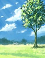 Treeee by Hibelton