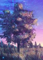 a Fanrasy treeee by Hibelton