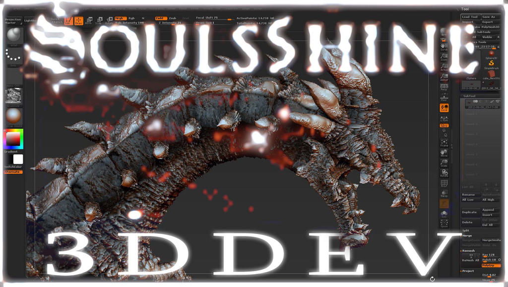 SOULSSHINE ONLINE 3D DEVELOPMENT GROUP ! by SOULSSAGA