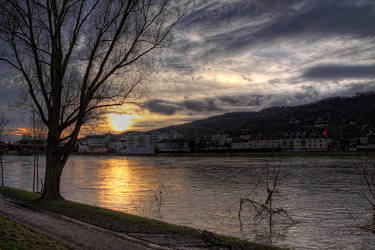 Trier - Sunset HDR by 55Laney69