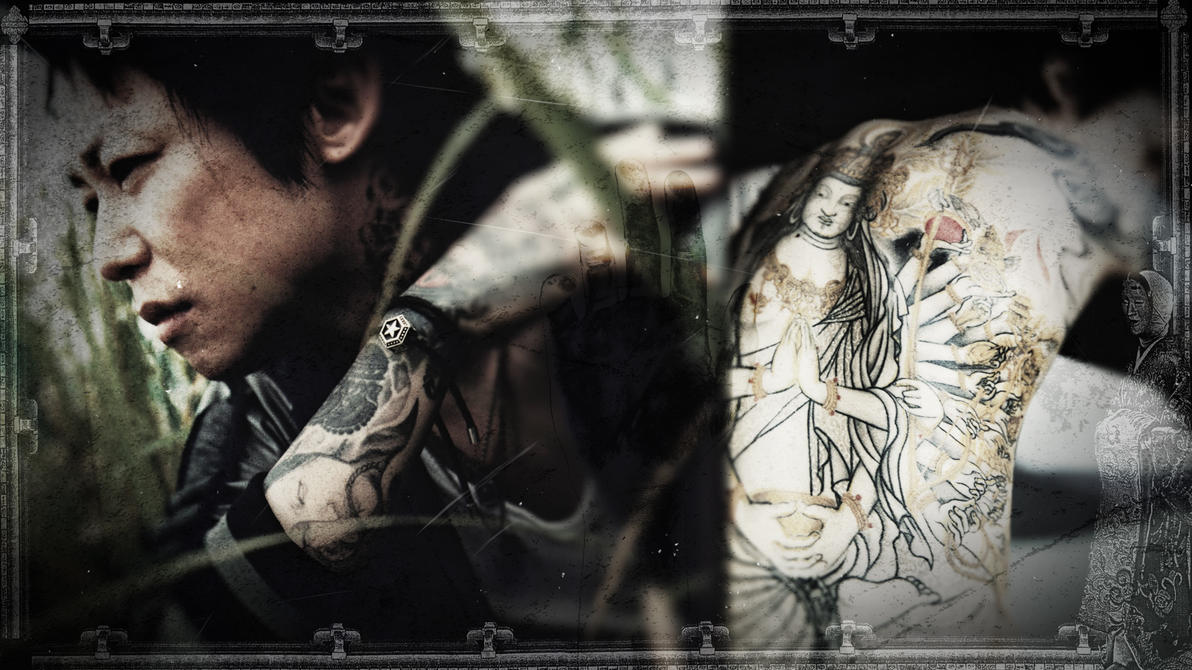 Kyo Dir En Grey Tattoos