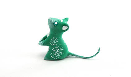 Christmas Tree Mouse