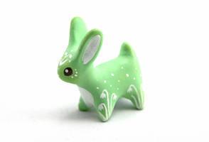 Spring Bunny by Ailinn-Lein