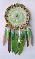 The Forest Magic Dreamcatcher