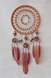 The Brown Cosy Dreamcatcher