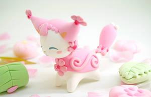 Sakura Skitty by Ailinn-Lein