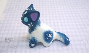 Vanishing Starlight Kitten by Ailinn-Lein