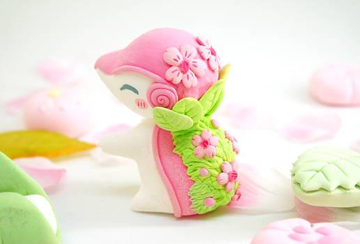 Flower Cyndaquil