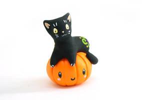Happy Halloween! by Ailinn-Lein