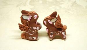 Sweet Chocolate Rabbits by Ailinn-Lein