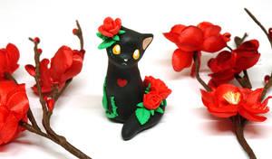 Black Rose Cat