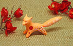 Ginger Oriental Fox