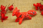 Red Sakura Fox