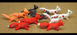 Oriental foxes are coming...