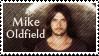 Mike Oldfield stamp by Junisek