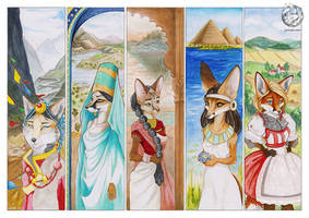 Foxes of the world (Part Two)