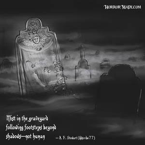 Mist The The Graveyard