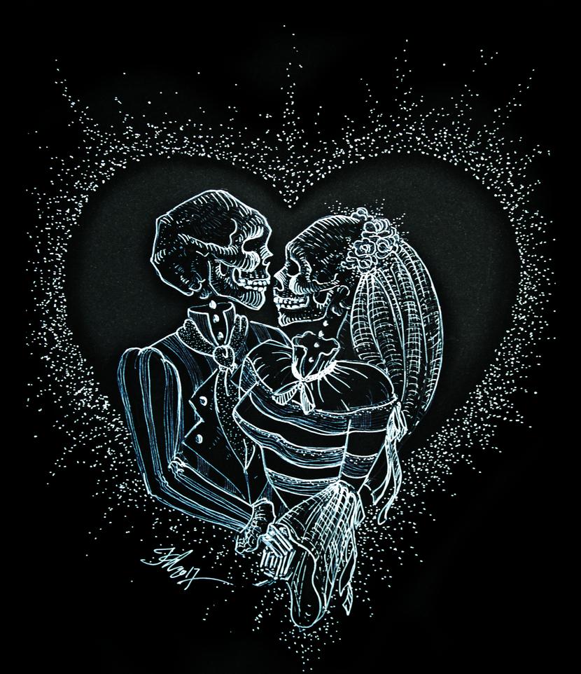'til death do us part by JAndromeda