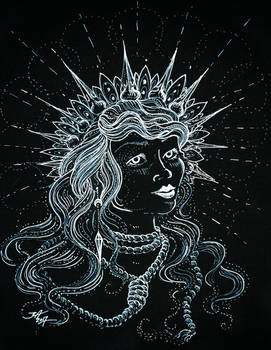 Our Lady of Horror Haikuesday
