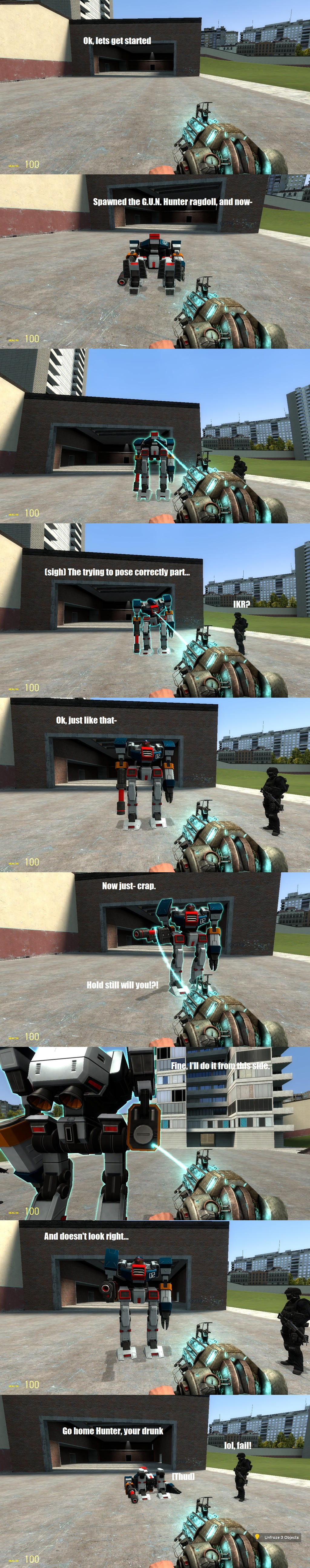 how to make one ways in gmod