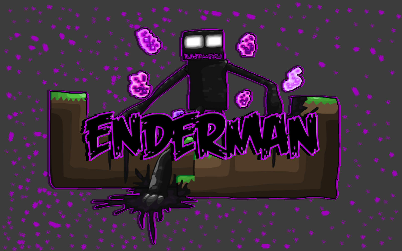 enderman minecraft wallpaper wolf - photo #26