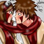 .::. Winter Kiss Please? .::.