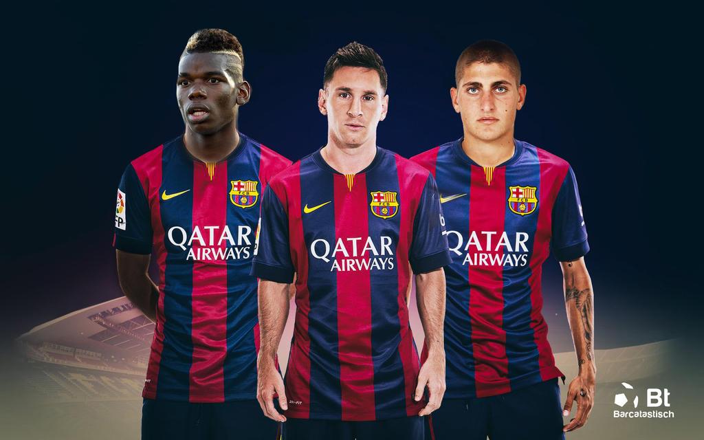 Wallpaper - FC Barcelona Champion by Erick11Editions on DeviantArt