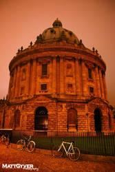 Oxford by Night