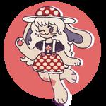 mushroom witch . adopt OPEN