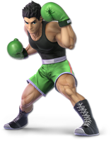 Super Smash Bros. Ultimate - 49. Little Mac by pokemonabsol