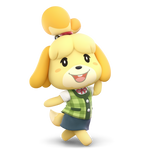 Super Smash Bros. Ultimate - 68. Isabelle
