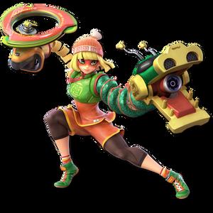 Super Smash Bros. Ultimate - 76. Min Min