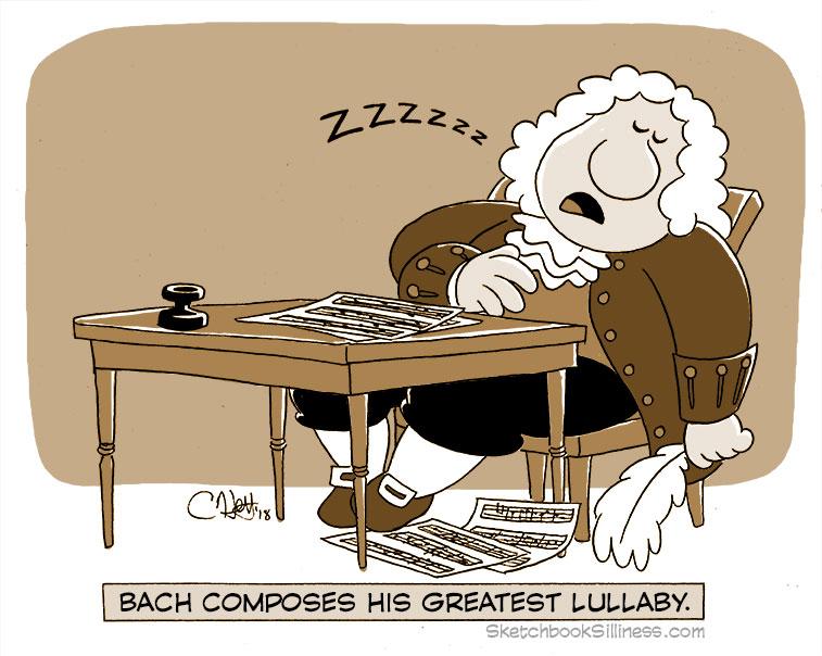 Lullaby by cedricstudio
