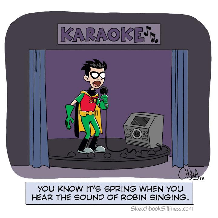 Robin by cedricstudio