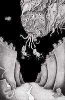 Oblivion - Memory Eater anthology by SanderJansen