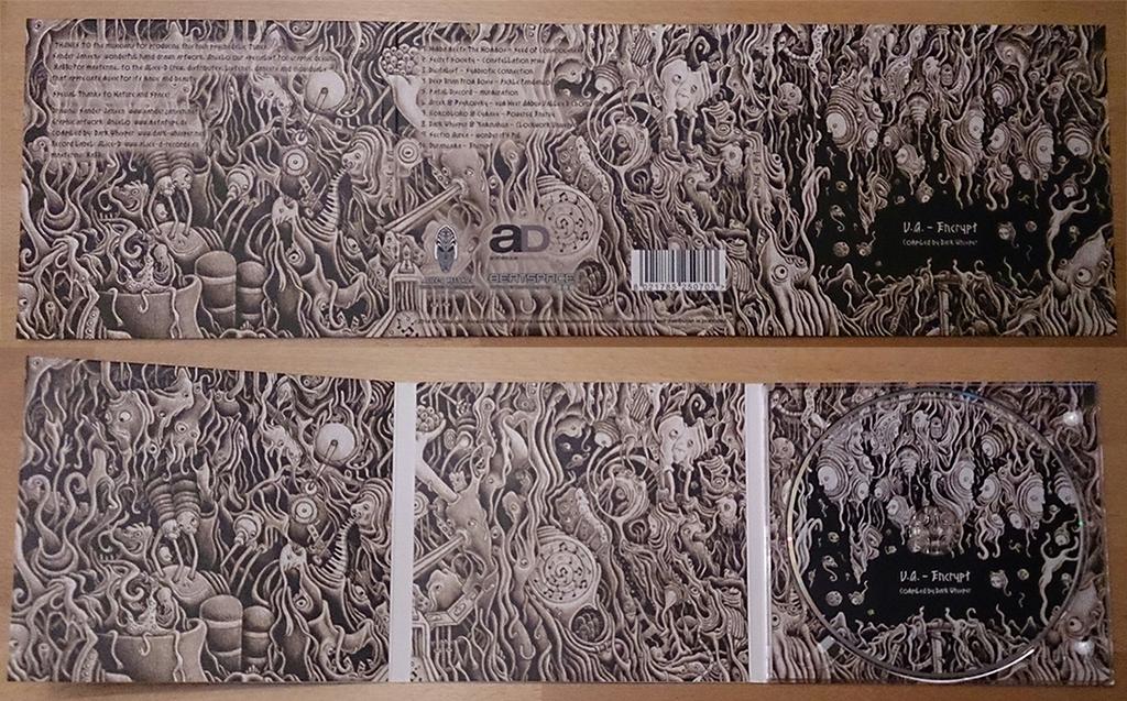 Album artwork by SanderJansen