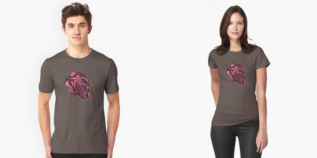 Shirt design :) by SanderJansen