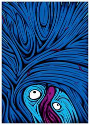Feeling Blue by SanderJansen