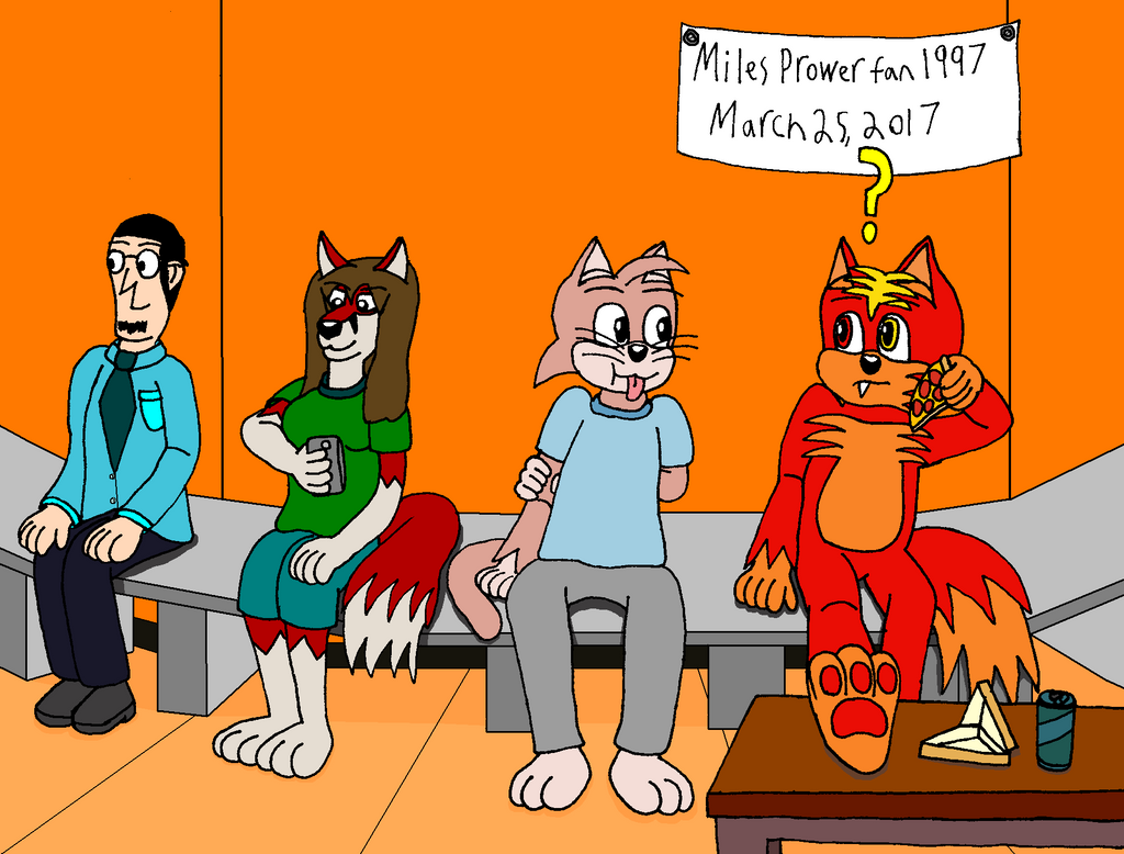I hope you have another pizza slice by MilesProwerFan1997