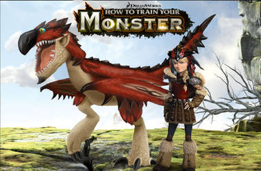 How To Train Your Monster
