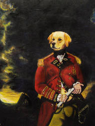 Lord Heathfield the Dog